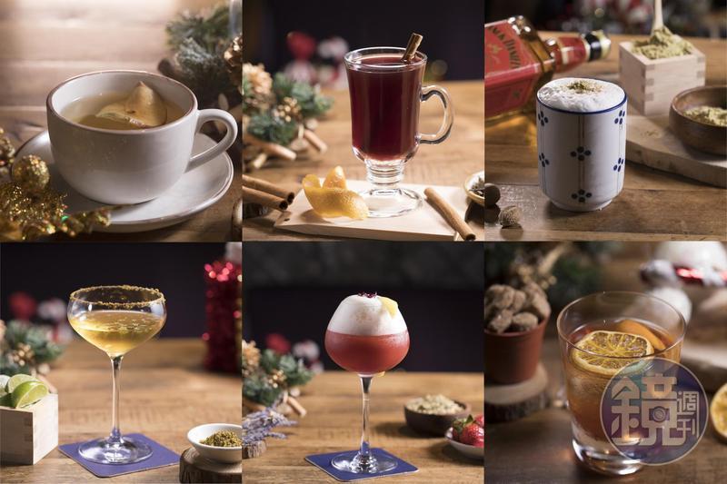 圖/鏡周刊 千萬別錯過!6款耶誕新年趴踢必學威士忌調酒