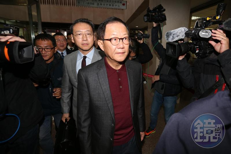 選舉時間不滿24小時! 丁守中律師團:台北市長應重選