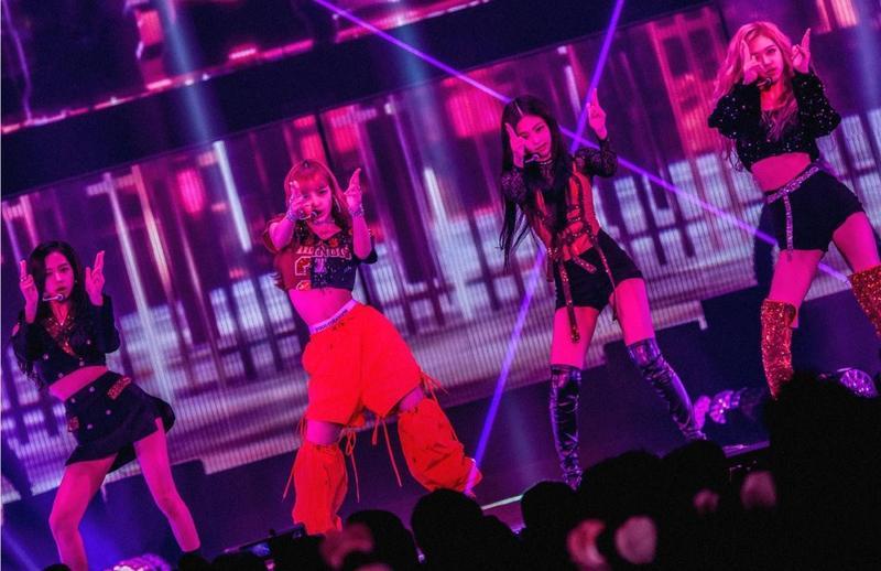 3年6首破億神曲 超夯女團BLACKPINK三月登台