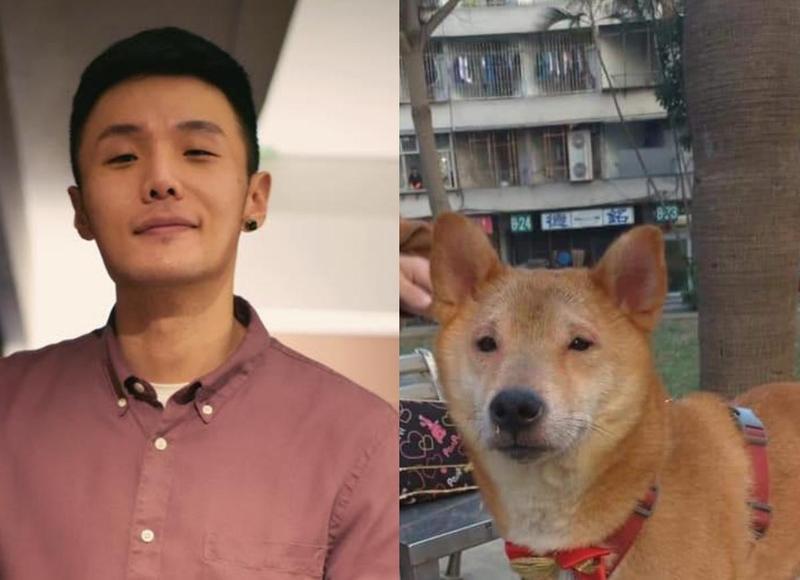 圖/鏡週刊 柴柴撞臉李榮浩 「眼睛小錯了嗎?」