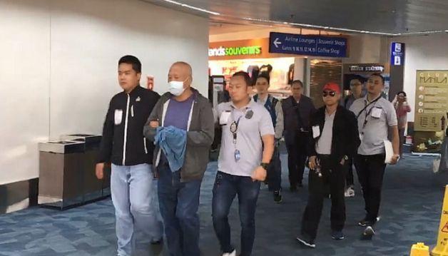 涉中職假球案被通緝   前台南縣議長吳健保菲律賓遭逮