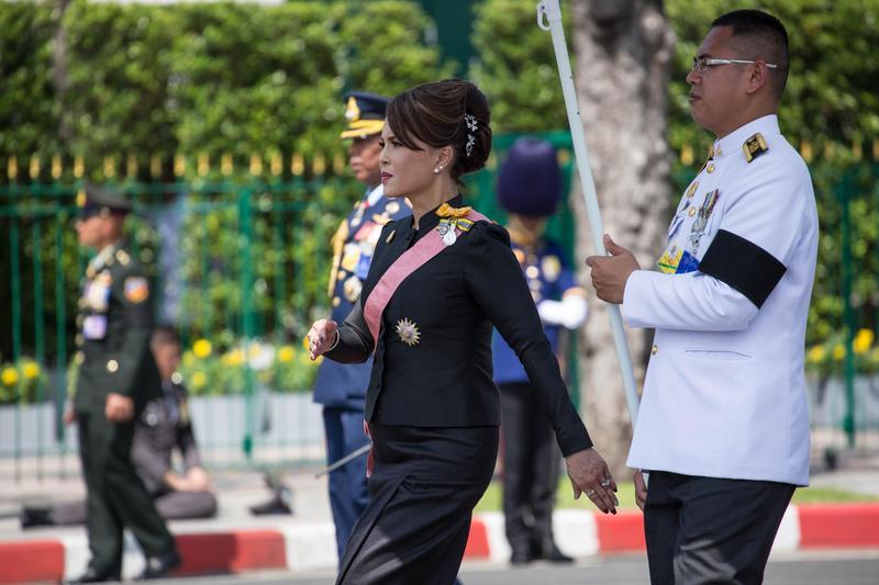泰王譴責王室成員不應參政 長公主總理夢一天就碎