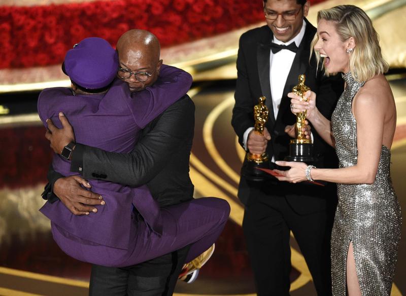 圖/鏡週刊 直播來不及消音 導演拿到奧斯卡獎嗨喊:ㄇㄉㄈㄎ