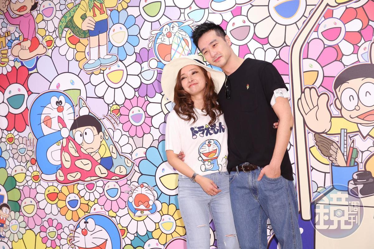2016年日籍歌手愛紗與小5歲的周洺甫(豆腐)甜蜜結婚,沒想到關係維持不到3年就宣告結束。