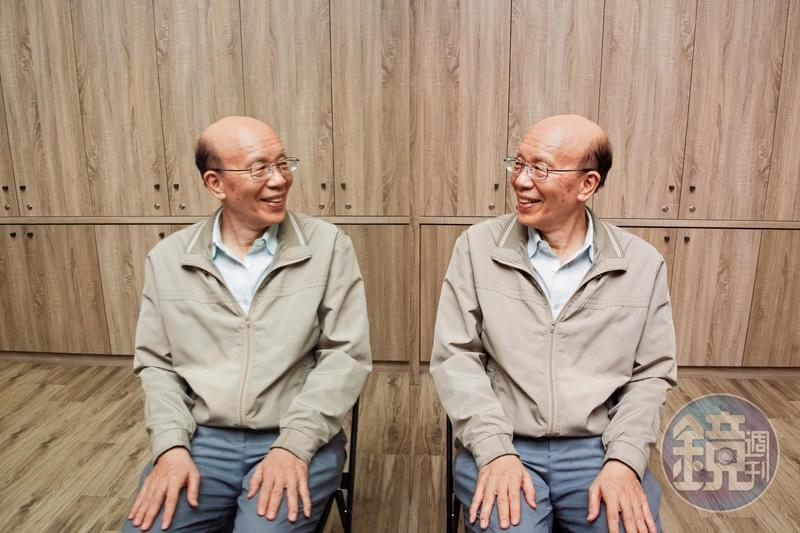 圖/鏡週刊 到台大醫院抓鬼鬧上新聞 李嗣涔特異功能「練功地」曝光