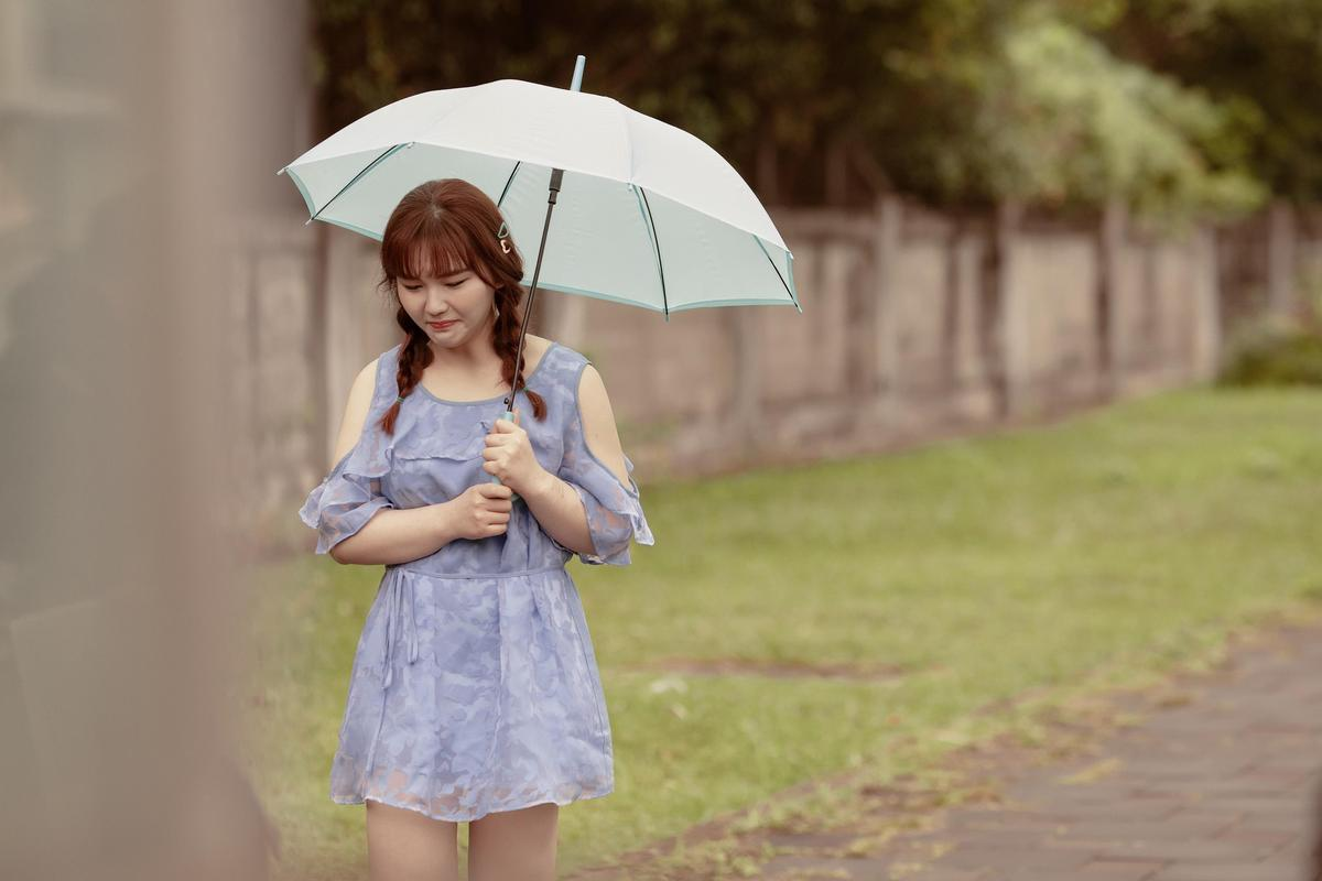 楊上昀被暗戀5年的男生傷透了心。(意林娛樂提供)