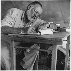 海明威曾短暫住過多倫多,但當地生活太單調,甚至影響他寫作靈感,讓他火速決定搬家。(翻攝自維基百科)