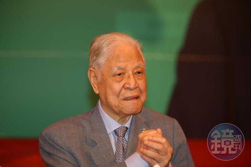 圖/鏡周刊 併吞台灣的毒藥 李登輝:九二共識「本來就沒有」