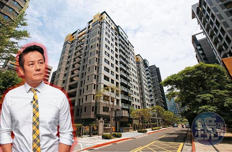 圖/鏡週刊 假賣屋真詐財 徐乃麟遭控吞7千萬貸款