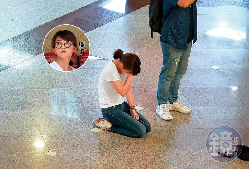圖/鏡週刊提供 謝忻獨自懺悔不倫戀 利菁、陳沂點出關鍵原因