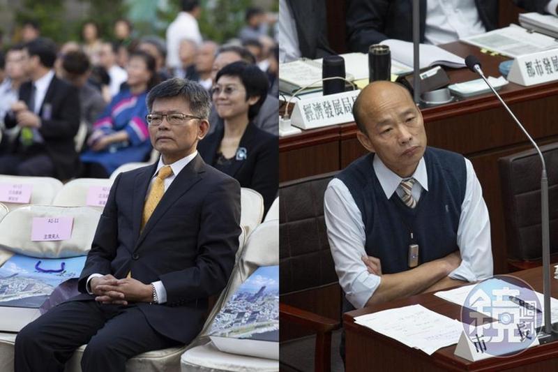 圖/鏡週刊提供 澄清非「韓黑」 楊秋興:看不起醜陋的政客