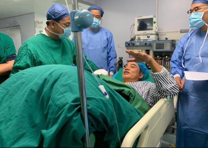 圖/鏡週刊提供 任達華遇刺送醫手術成功 經紀公司曝最新傷況