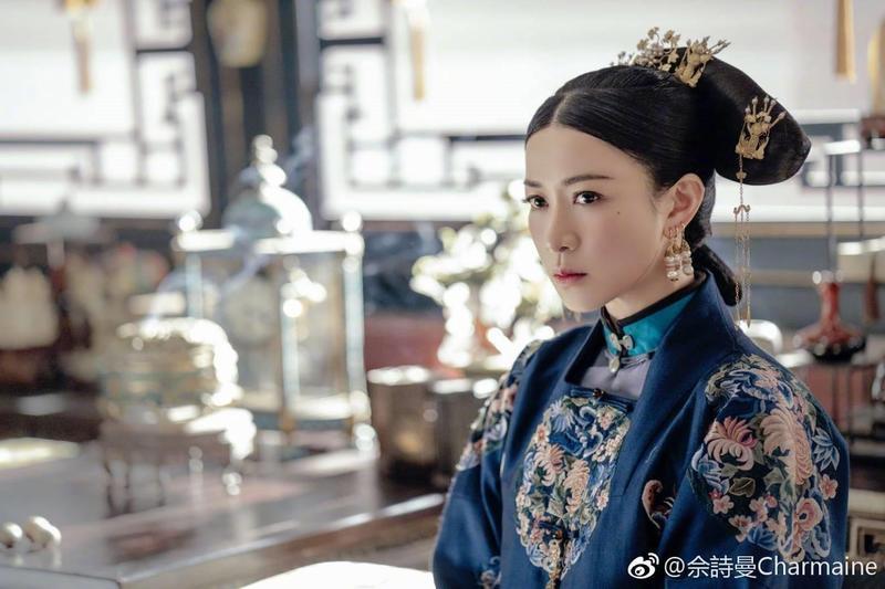 圖/鏡週刊 傳中共逼表態 嫻妃急喊「我愛我的祖國中國」