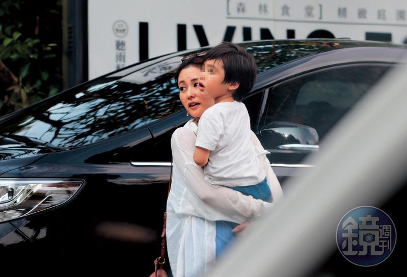 圖/鏡週刊提供 麻衣已與王泉仁離婚 在海外註銷婚姻關係