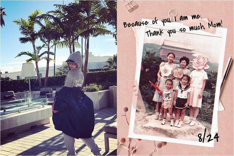 圖/鏡週刊 奔四前夕吐心聲 蕭亞軒:謝謝媽媽成就了我