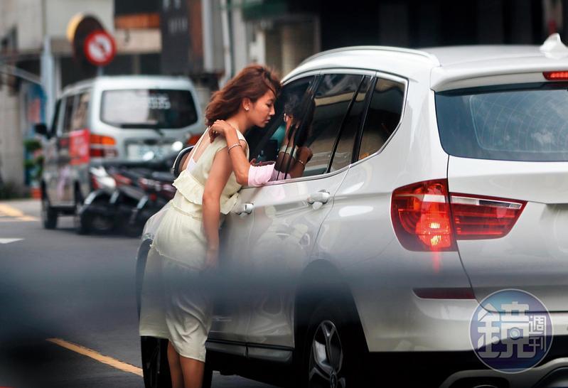 圖/鏡週刊 阿翔棄偷情專車買賓士 還搬進六千萬宅換風水