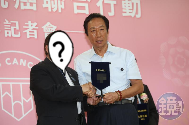 圖/鏡週刊提供 郭台銘副手口袋名單曝光 他的背景讓韓國瑜「剉咧等」