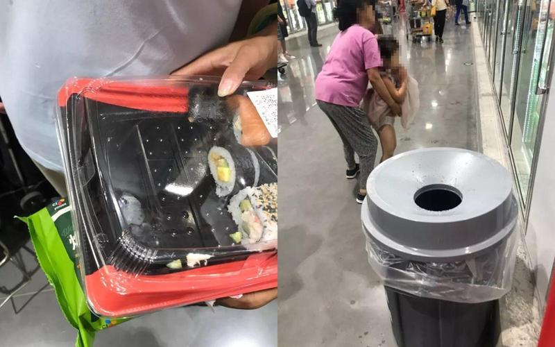圖/鏡週刊提供 開幕4小時就暫停營業 網曝上海Costco驚人慘況