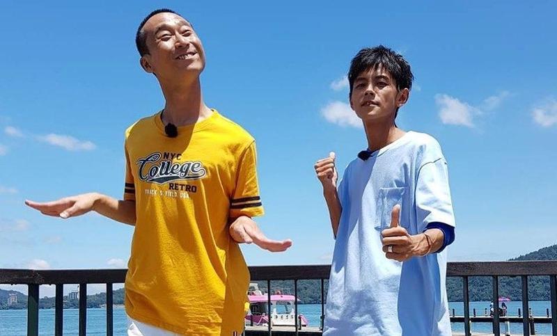 圖/鏡週刊 搭檔2個「阿翔」都出事 浩子:帶賽我的partner