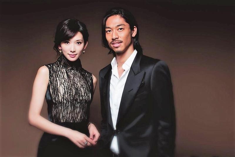圖/鏡週刊提供 林志玲與AKIRA合體受阻 她曝:2人難有子嗣