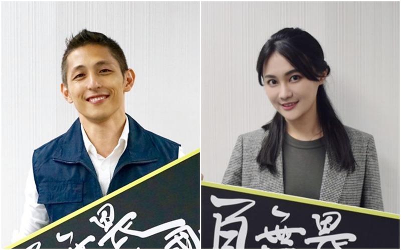 圖/鏡週刊 羅文嘉、林飛帆獻策 民進黨9立委參選人組「台灣派隊」