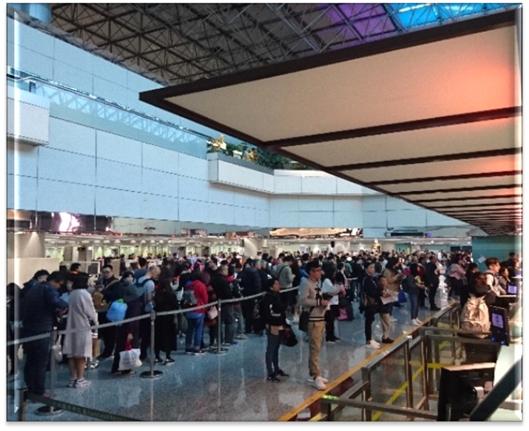移民署對於網路瘋傳港黑警將舉家移民台灣消息說會嚴格把關。(翻攝畫面)
