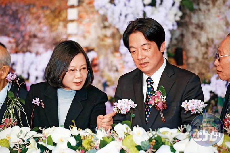 圖/鏡週刊提供 陳菊卓榮泰扮推手 蔡賴配呼之欲出
