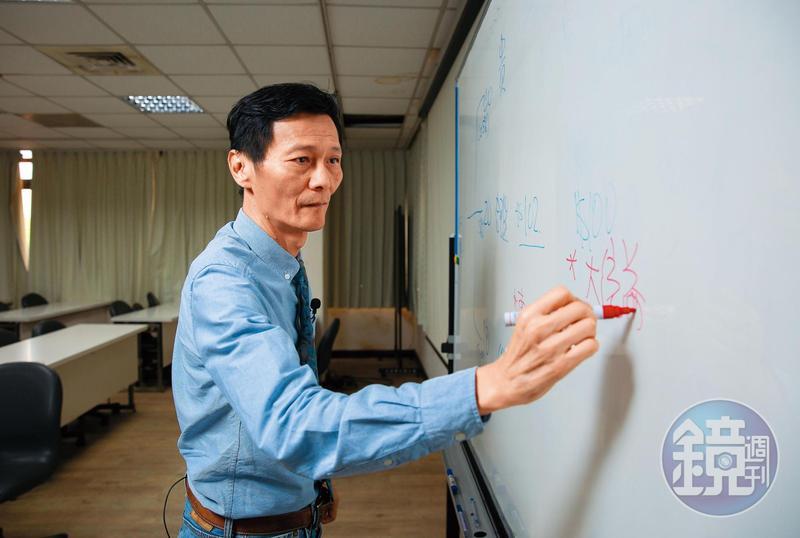 45歲才學投資 大學教授存股滾出4千萬
