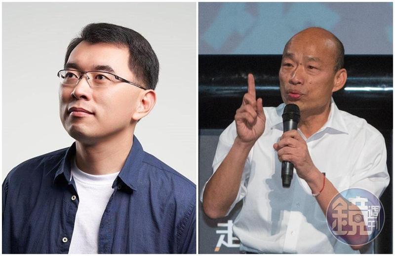 連署未達標確定退選 楊世光挺韓「繼續宣揚一國兩制理念」