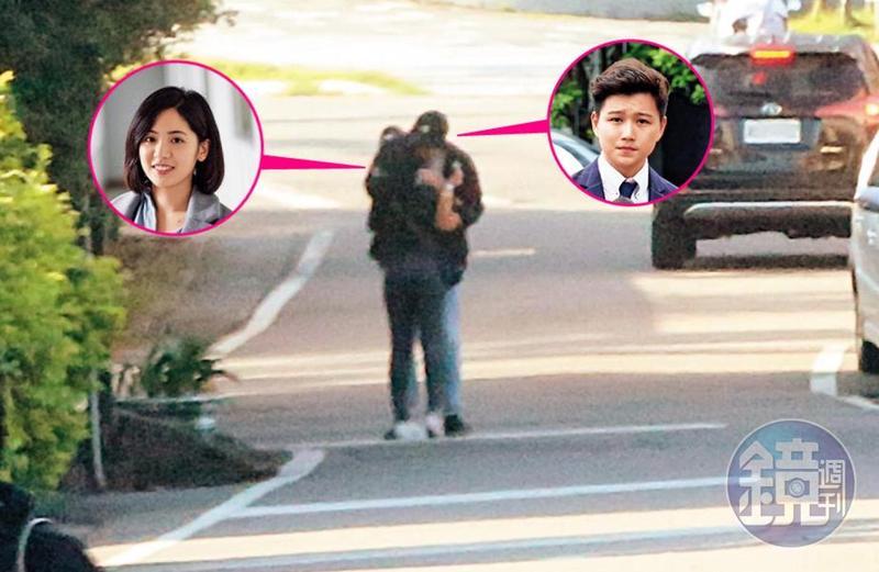 圖/鏡週刊提供 新戀情遭曝光 學姐黃瀞瑩回應了
