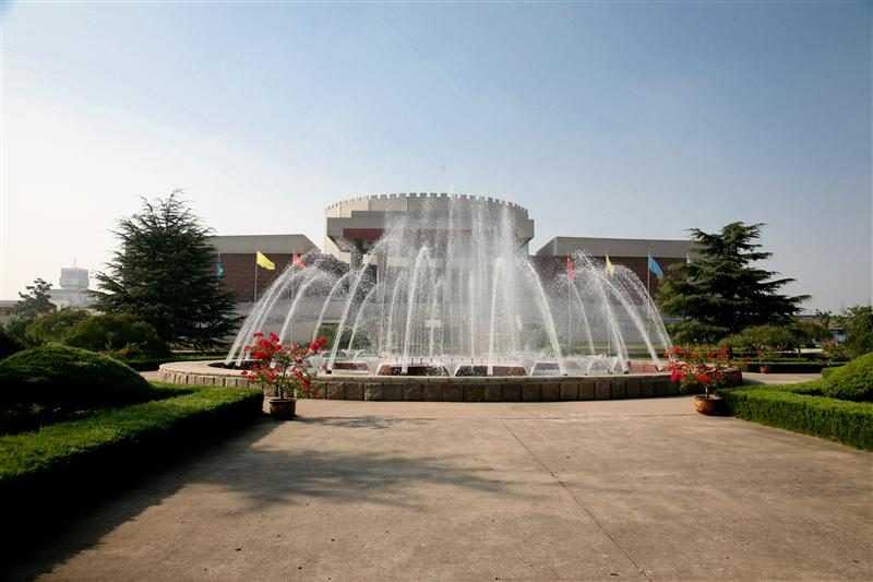 台兒莊大戰紀念館(圖由山東旅遊局提供)