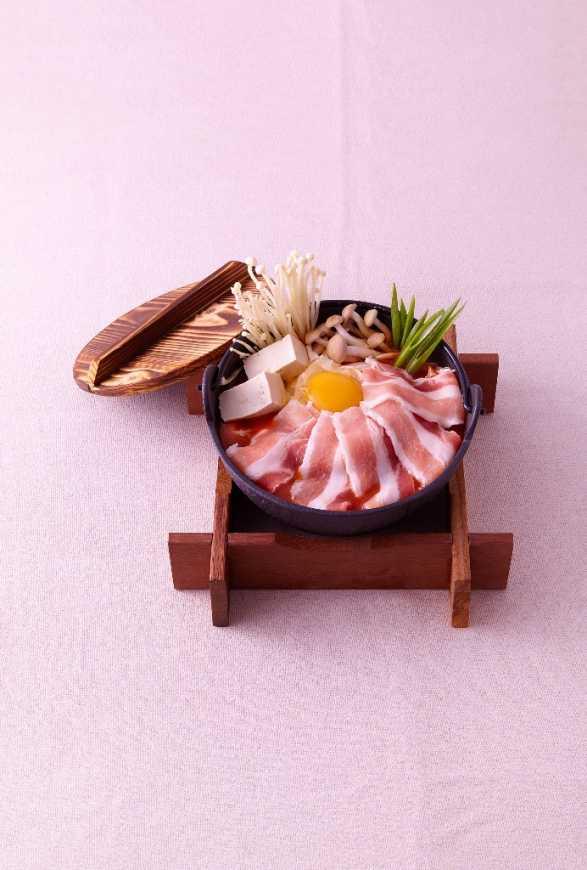 鍋燒烏龍麵-韓式辣醬