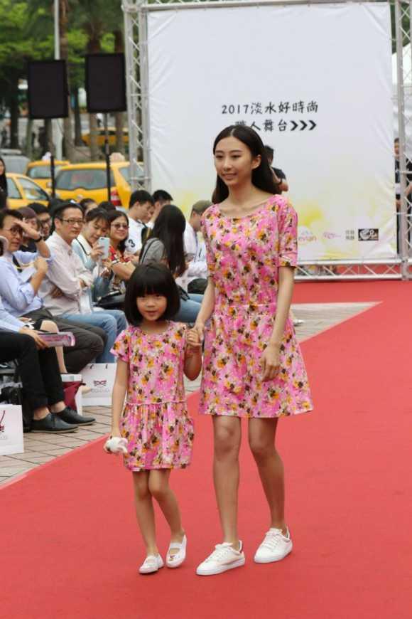 聖約翰科技大學時尚經營管理系的大學生們,帶給了全台灣時尚圈一場盛大的時尚盛宴。(主辦單位提供)