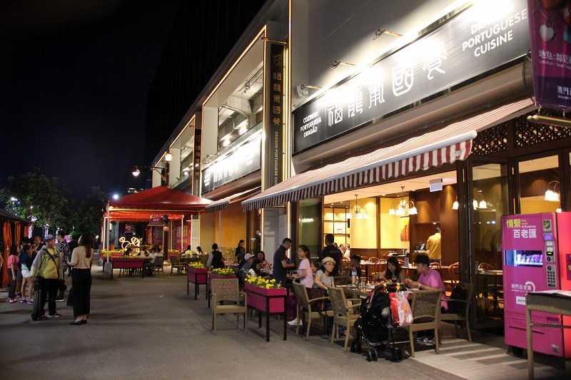 福龍葡國餐廳今年入選2017《米其林指南香港澳門》的推薦餐廳
