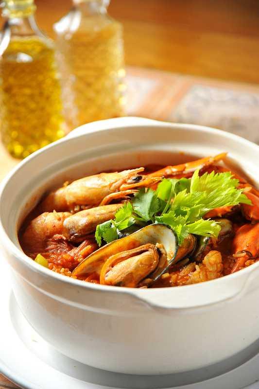 葡萄牙海鮮大燴飯