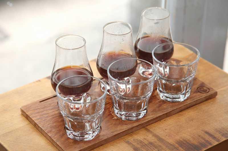 即使是單品咖啡,在澳門也有許多創意喝法。