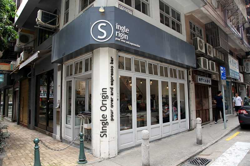Single Origin單品咖啡館是許多雜誌的取景地點