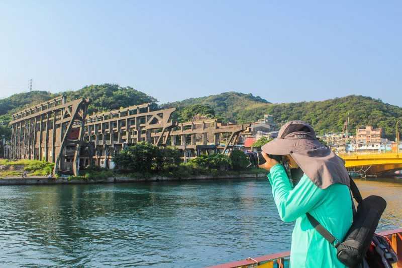 和平島輕旅行-阿根納造船廠拍攝-北觀處提供
