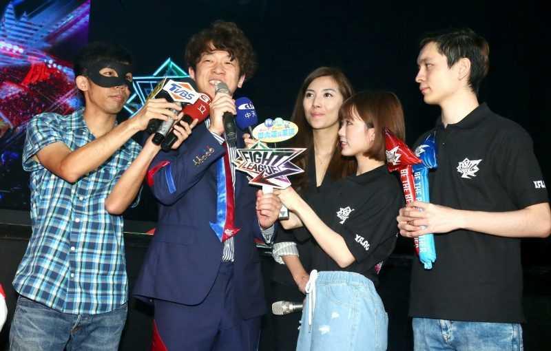 《Fight League(交鋒聯盟)》遊戲開發總監楠井大地表示,開發構想是來自於對運動賽事的喜愛。
