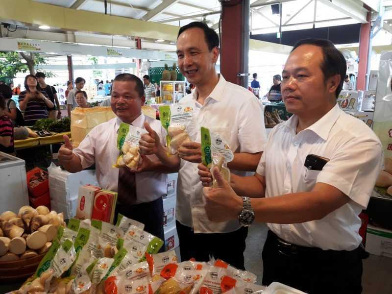 新北今年推出「筍利包」,讓民眾更為便利食用(蔡孟峰攝)