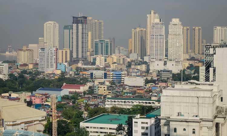 馬尼拉-城市-菲律賓