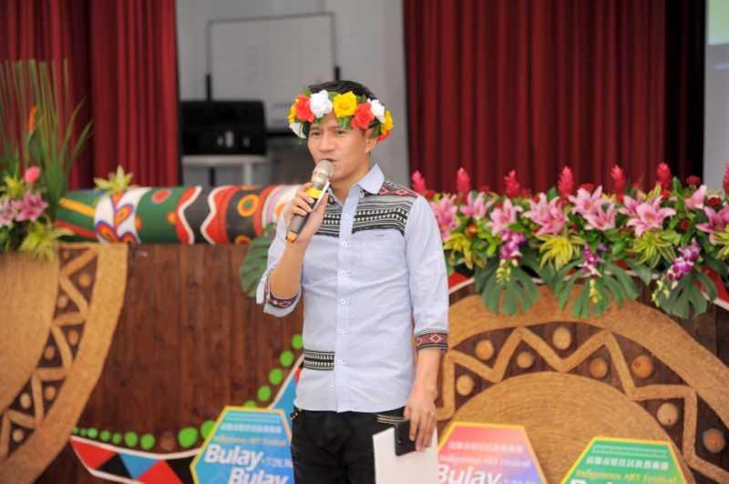 王宏恩在「看見˙太陽」音樂會中將登台演唱(高雄市政府原住民事務委員會提供)