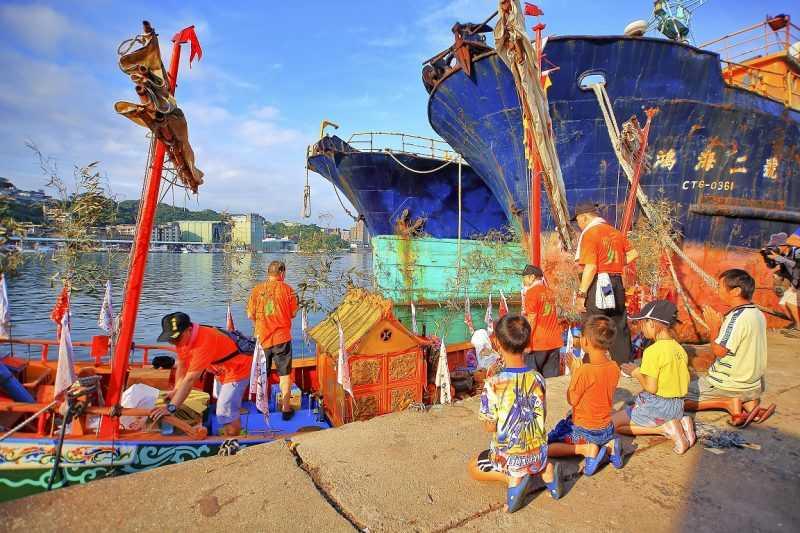 王船祭(北觀處提供)