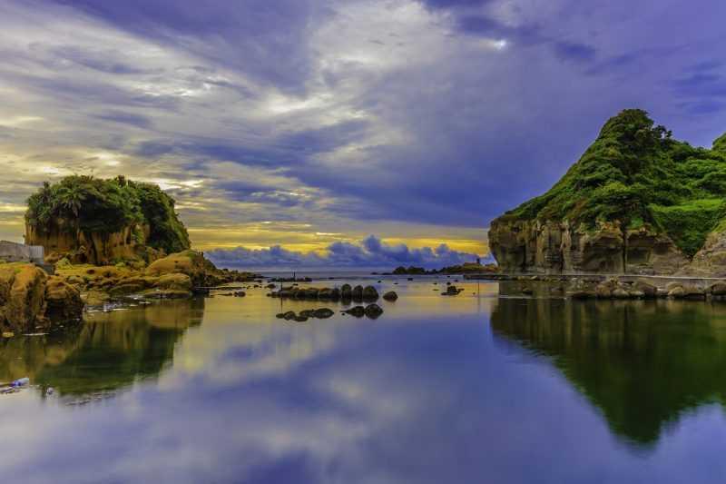 基隆美哉和平島(蘇明郎攝,北觀處提供)