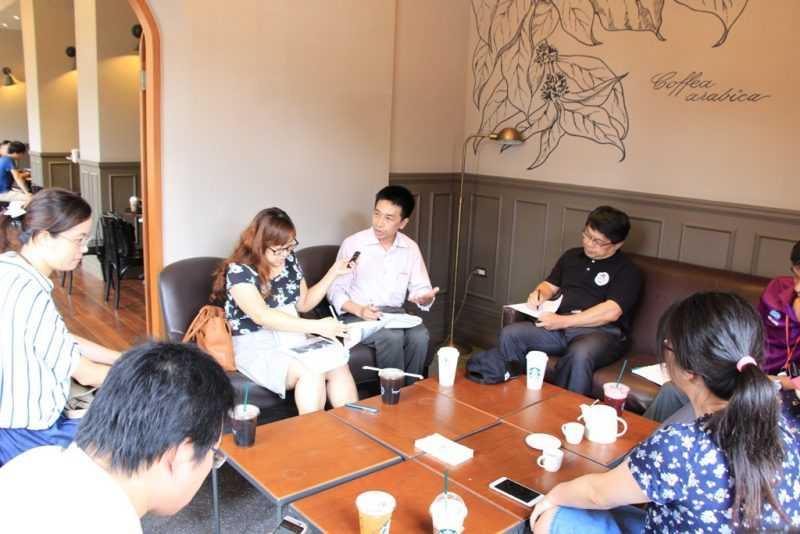 參與式預算成果展(三)-提案人採訪(台北市工務局提供)
