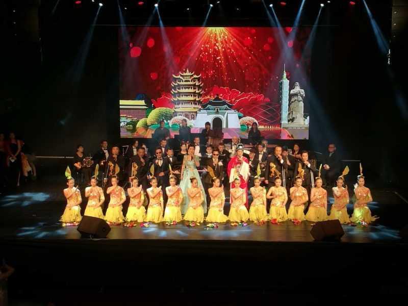 湖北省殘疾人藝術團將在台停留10天,演出3場,為臺灣民眾展示湖北的「荊風楚韻」和殘疾人特殊藝術的獨特魅力。(主辦單位提供)