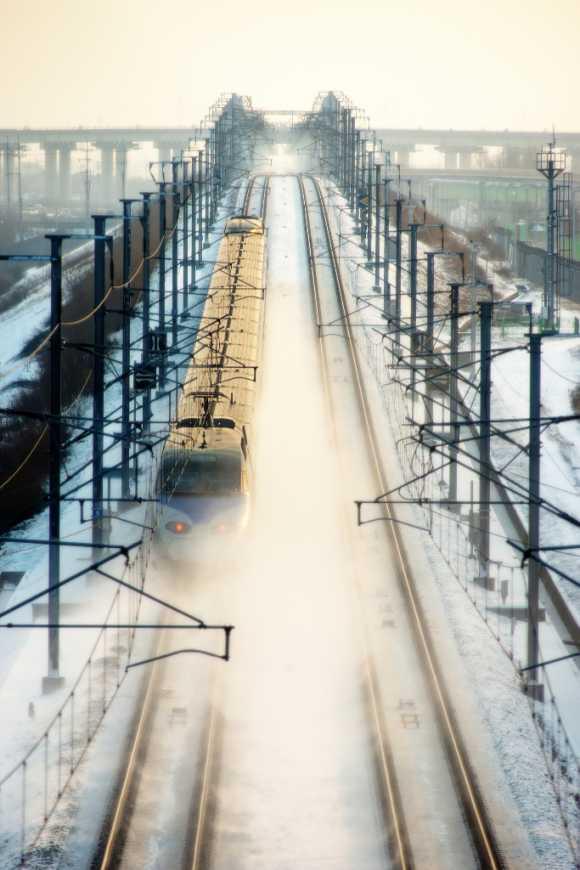 鐵路照片公募展得獎作品_大邱_Jeong Tae Mi(韓國觀光公社提供)