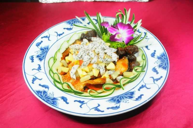 賓帥活魚湘菜餐廳-梅子魚