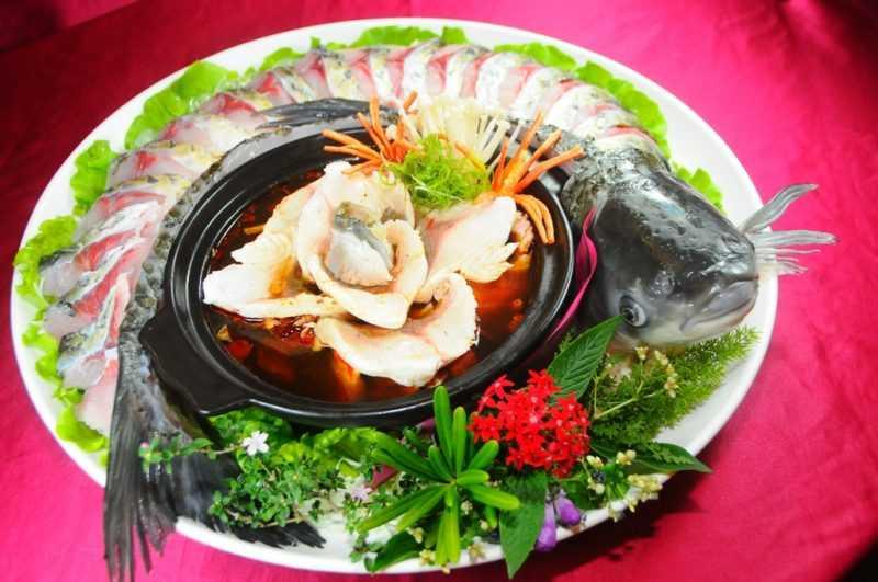 北合餐廳-水煮魚