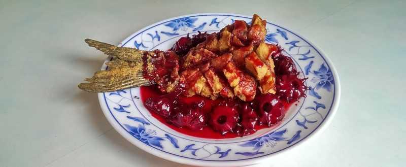 福隆活魚餐廳-洛神糖醋魚